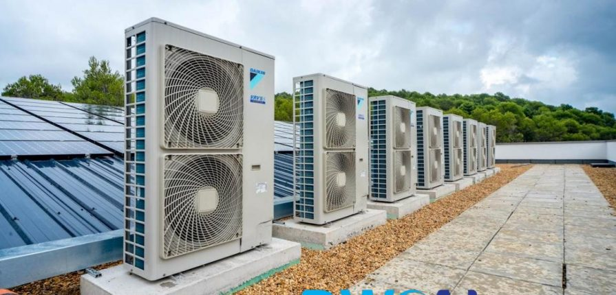 Air-Conditioning Installation
