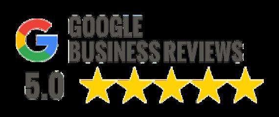 badge reviews 5 stars google