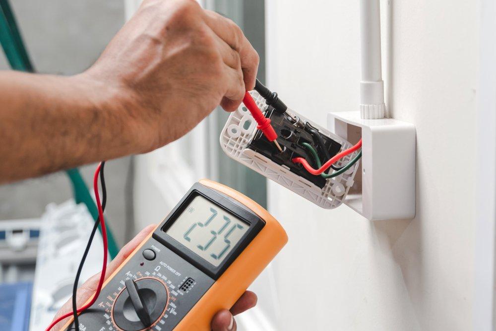 electrical safety voltage meter